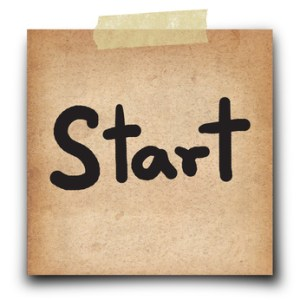 don't wait - just start