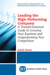 Leading the High-Performing Company book cover