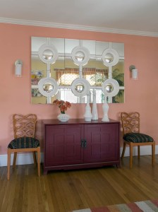 Dining Room by Interior Designer Boston & Cambridge, Heidi Pribell