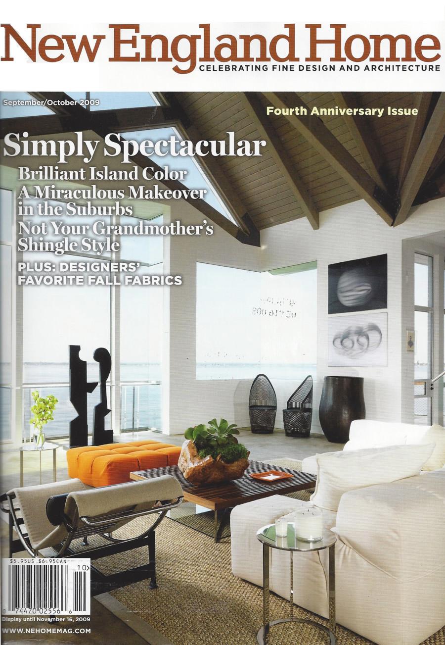 new-england-home-2009-cover