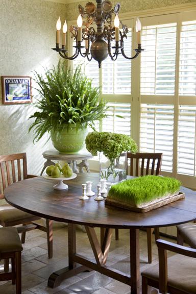 Heidi Pribell Diningroom Table