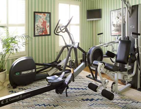 Heidi Pribell Gym