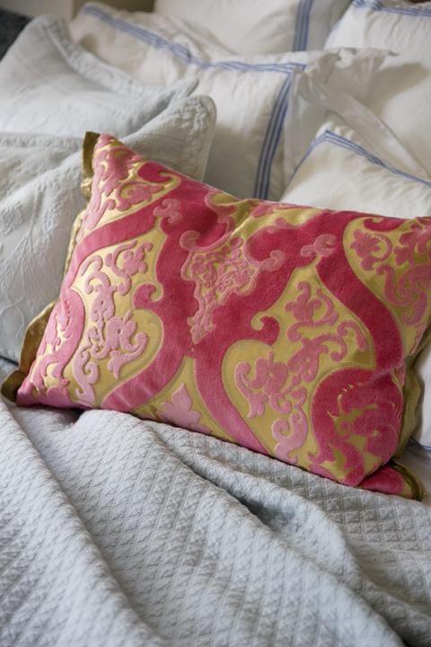 Heidi Pribell pillow detail 2