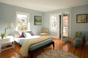 Bedroom by Interior Designer Boston & Cambridge, Heidi Pribell