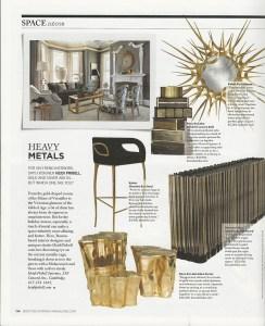 Interior Design Boston Common Metals - Page 1