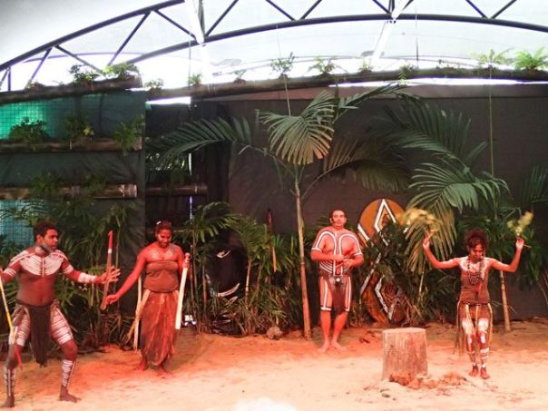 Tjupakai_Aboriginal_Center_Cairns_Australia