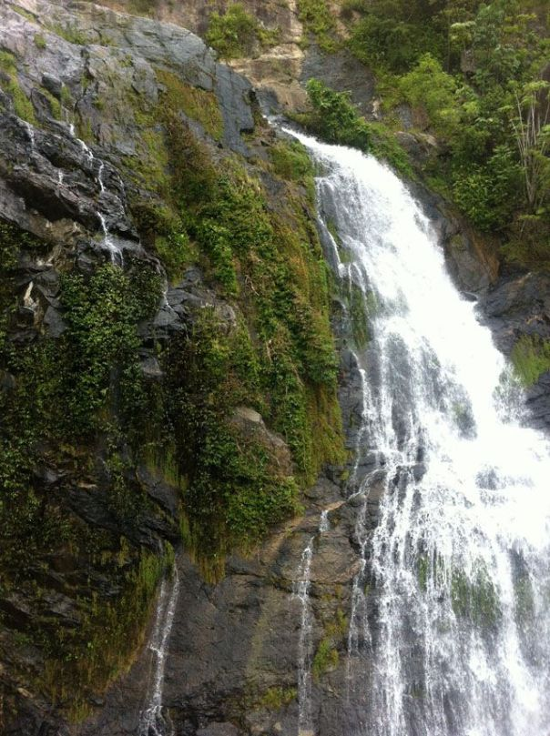 Stonry_Creek_Waterfall_on_Kuranda_Train_by_Heidi_Siefkas
