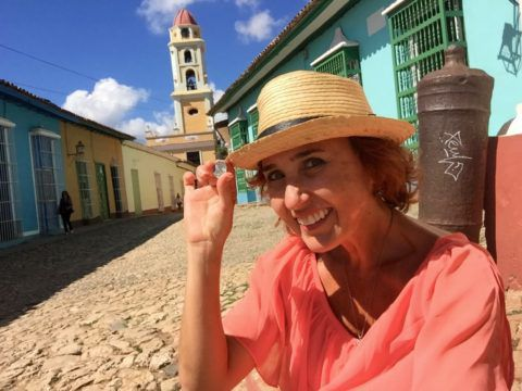 Don't Miss this Cuba Travel Tip – Join Me for Walk in Trinidad, Cuba