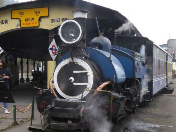 Darjeeling_Toy_Train_India
