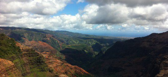 Waimea Canyon and Hanapepe Kauai – Make a Day and Night of It
