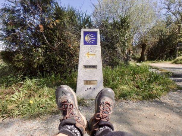 Heidi_Siefkas_on_the_Camino_de_Santiago