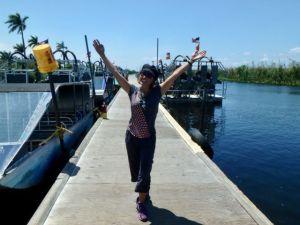 Heidi_Siefkas_by_airboats_Everglades_holiday_park_florida
