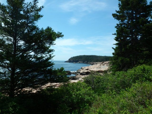 Three Day Itinerary Acadia National Park Maine