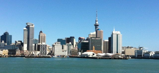 An Adventure to Auckland New Zealand