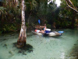 Author_Heidi_Siefkas_Emerald_Cut_Kayaking_Wekiwa_River_Florida