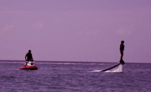 Author_heidi_Siefkas_jetbooting_at_flyboard_luquillo_puerto_rico