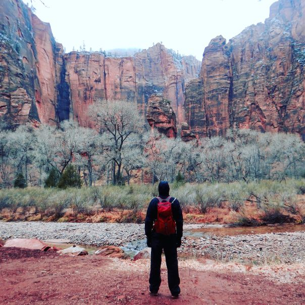 The_path_less_traveled_Zion_National_Park_by_Heidi_Siefkas
