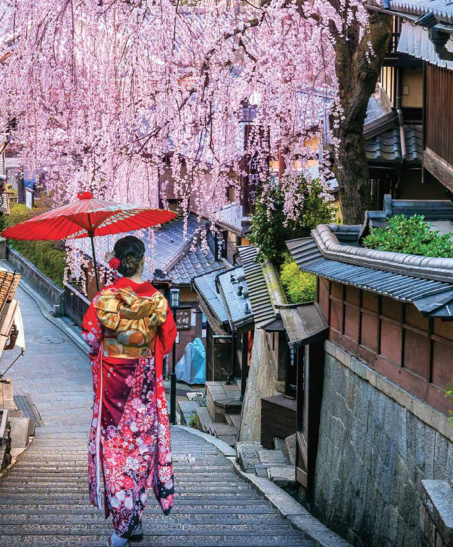 Land of the Rising Sun – Kyoto, Japan