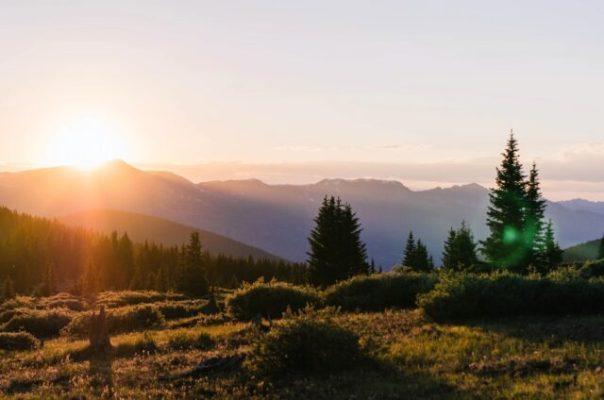 Colorad_Landscape_Sunset