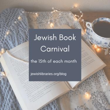 Jewish Book Carnival logo
