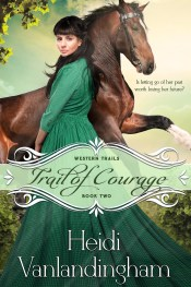 Trail of Courage, book 3