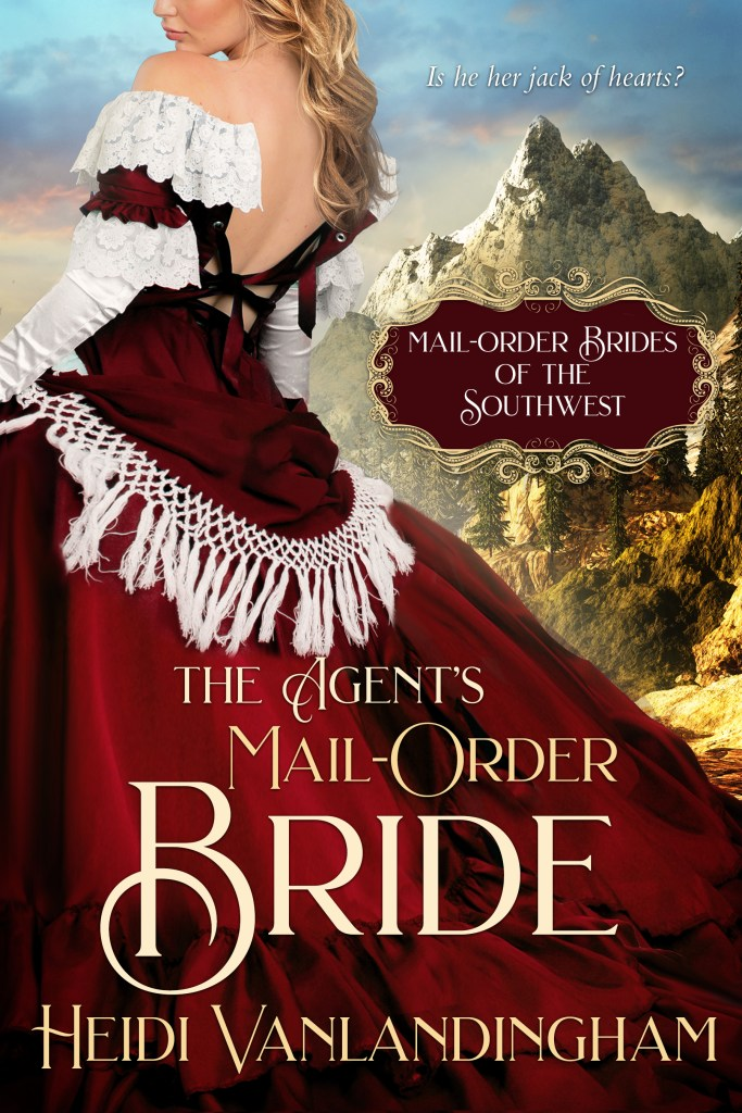 Book Cover: The Agent's Mail-Order Bride