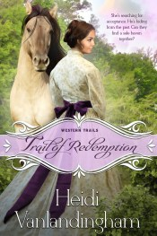 Trail of Redemption, book 6