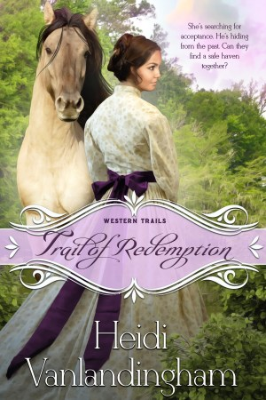 Trail of Redemption, book 6 in Western Trails series