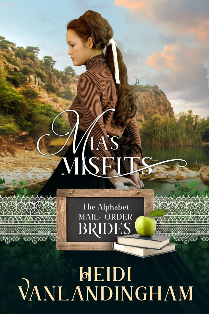 Book Cover: Mia's Misfits