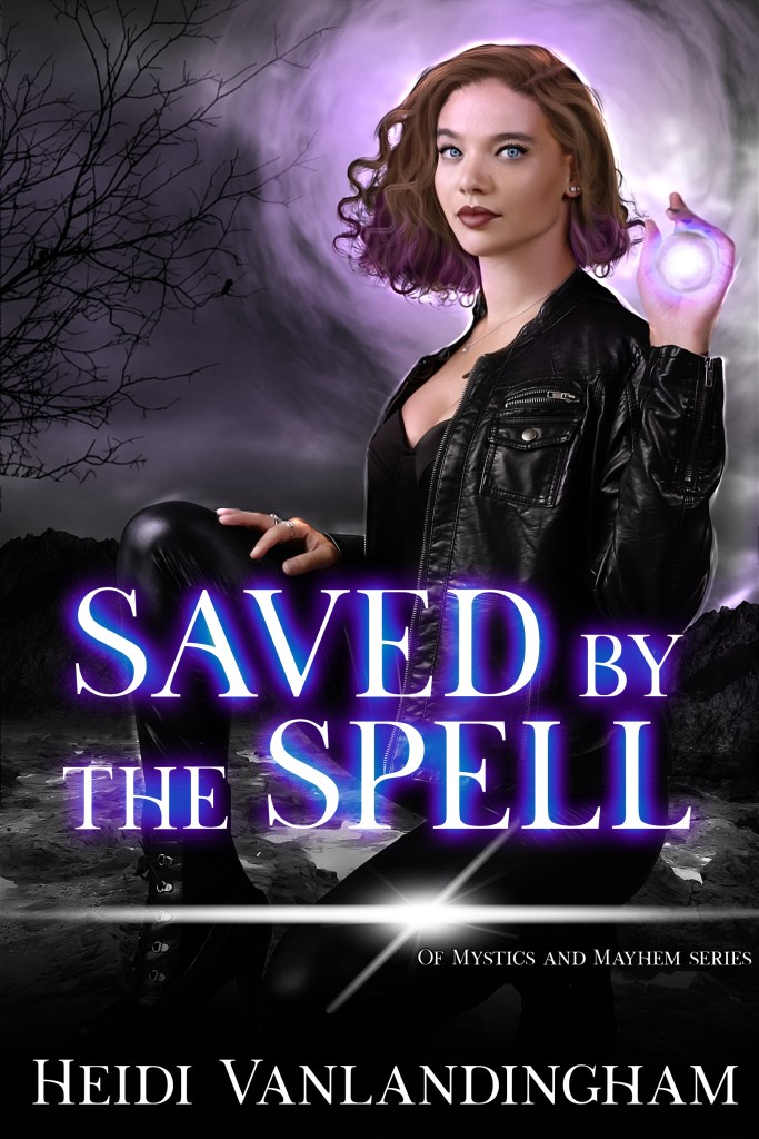 Book Cover: Saved By the Spell