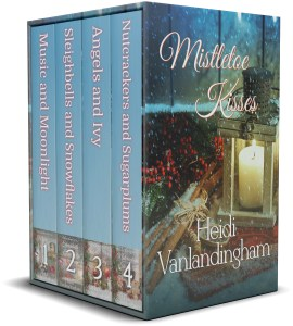 Book Cover: Mistletoe Kisses: Box Set