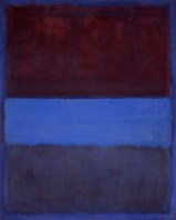 Mark Rothko, 'No. 61 (Rust and Blue). Source, en.wikipedia.org