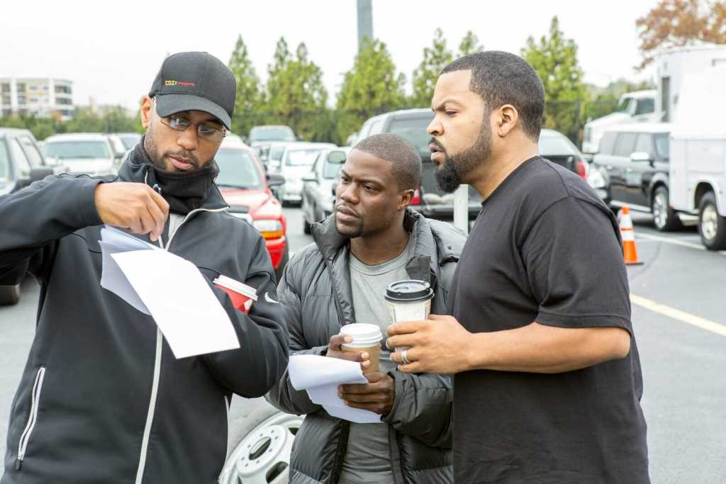 Ice Cube's height 3