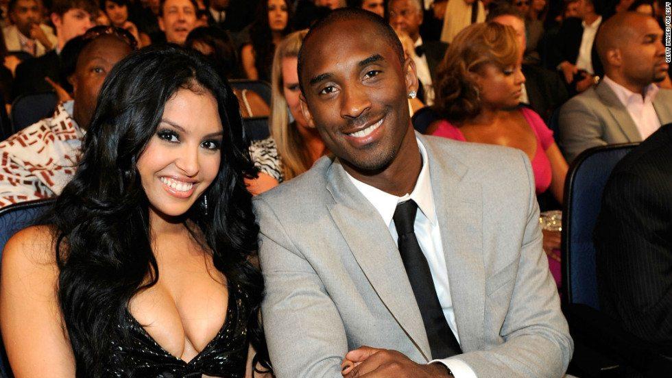 Kobe Bryant's wife 2