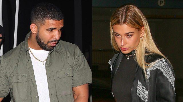 Drake and Hailey