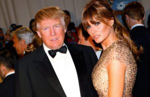 Donald Trump's relationships dp