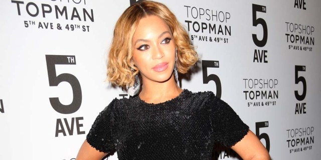 Beyonce wavy bob 1