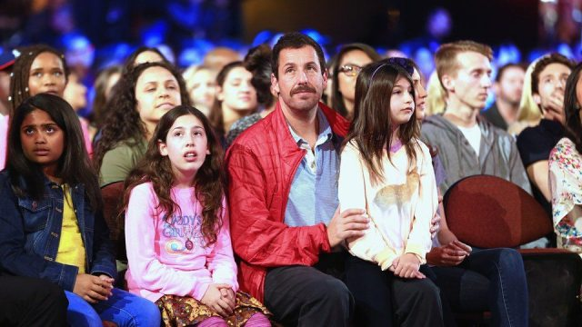 Adam Sandler Wife, Kids, Family And House