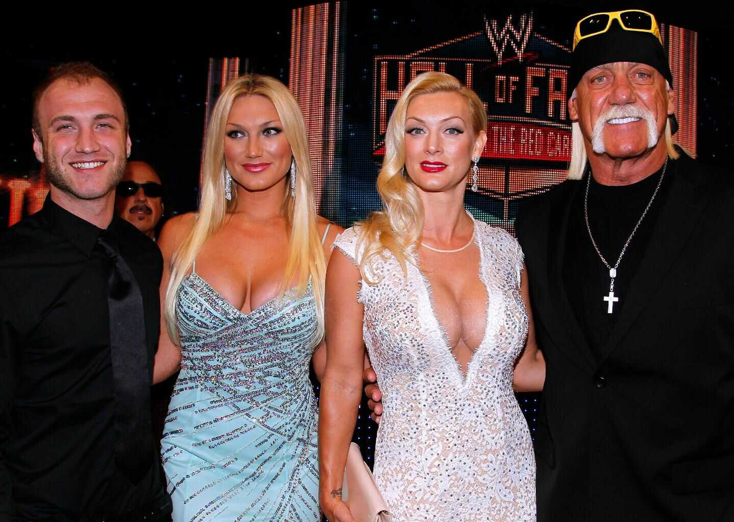 hulk hogan dating daughters friend Audio of hogan using several racial slurs while discussing his daughter brooke hogan dating an african american surfaced in july 2015 he was engaged in a lawsuit with gawker at the time for .