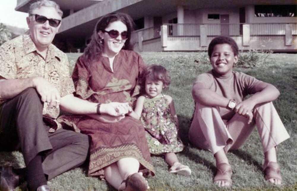 Barack Obama's mother 2
