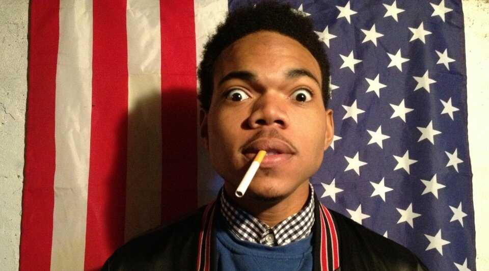 Chance the Rapper's height 1