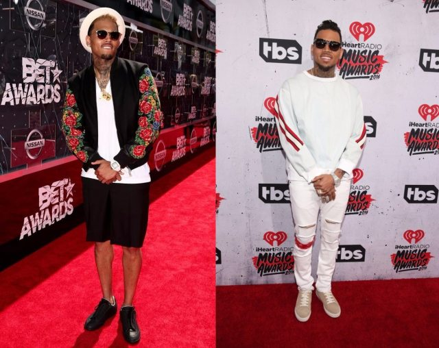 Chris Brown Height Weight Body Measurements