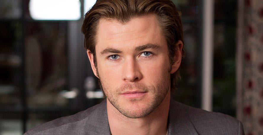 Chris Hemsworth's body