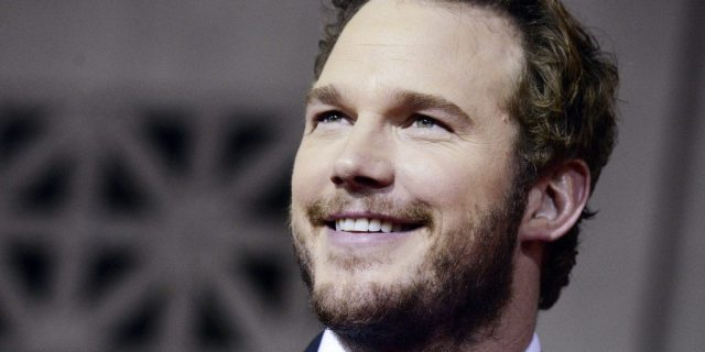 Chris Pratt's height 3