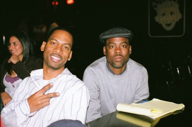 Chris Rock brother Tony Rock