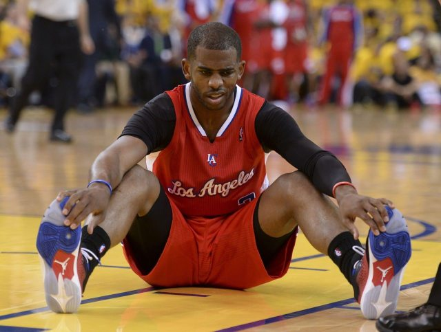 Chris Paul Height, Weight And Body Measurements