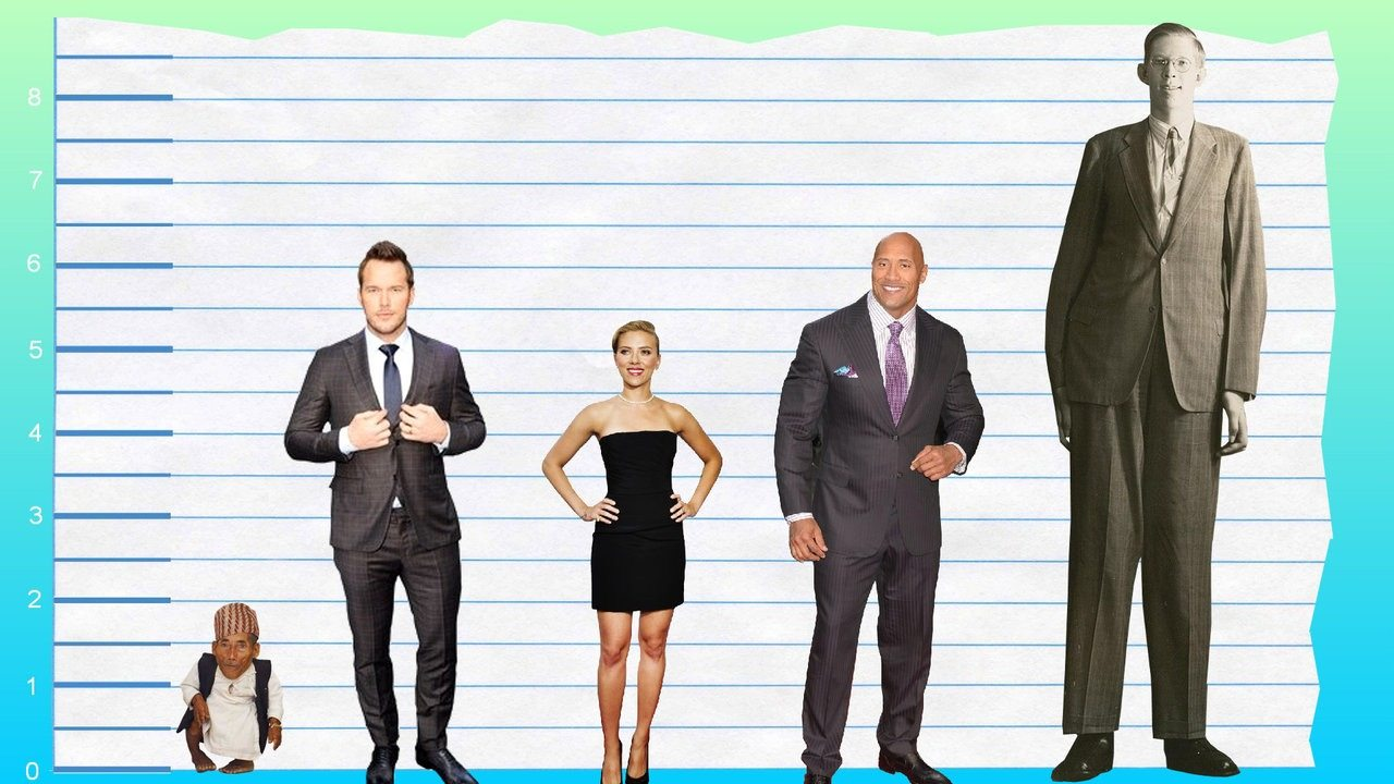 Chris Pratt's height 4