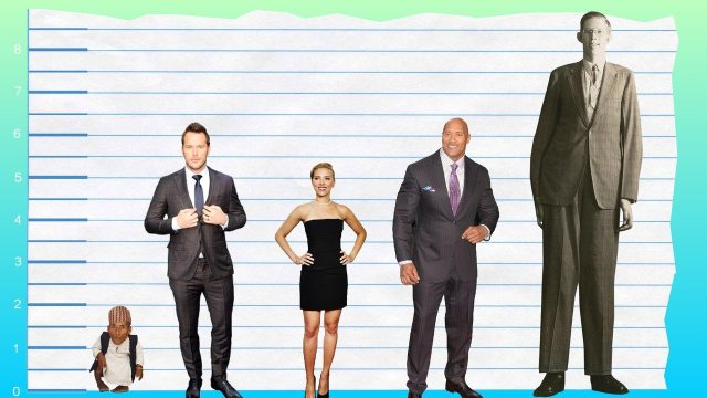 Chris Pratt's height 4