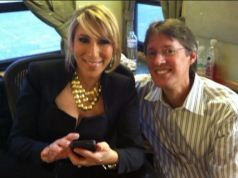 Dan Greiner with wife Lori Greiner