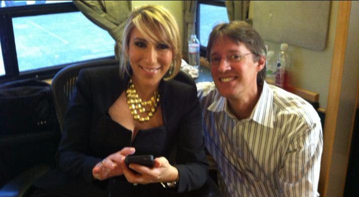 Dan Greiner with wife Lori Greiner